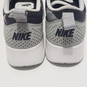 Nike Shoes - Nike Air Max Thea Gray Silver Camo Sneakers